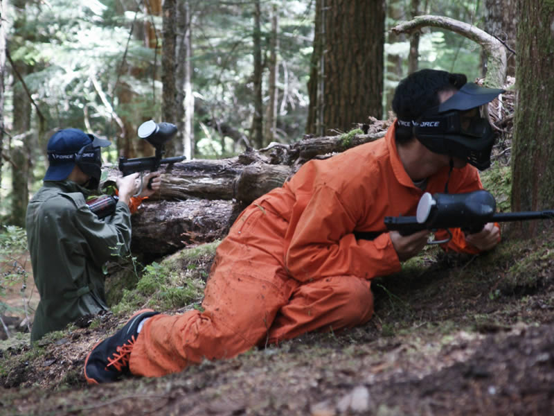 Bachelor Parties at Avalanche Paintball Whistler